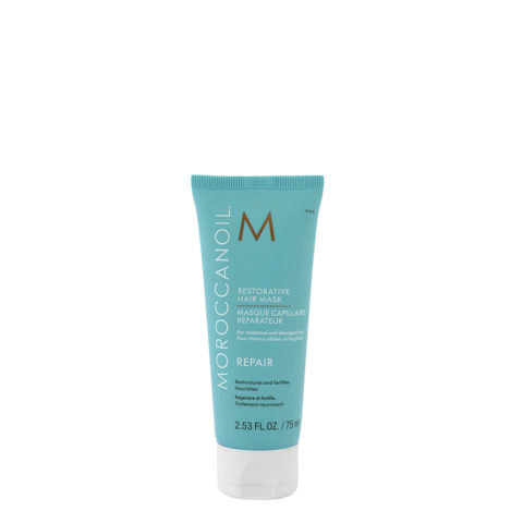 Moroccanoil Restorative hair mask 75ml - masque de réparation