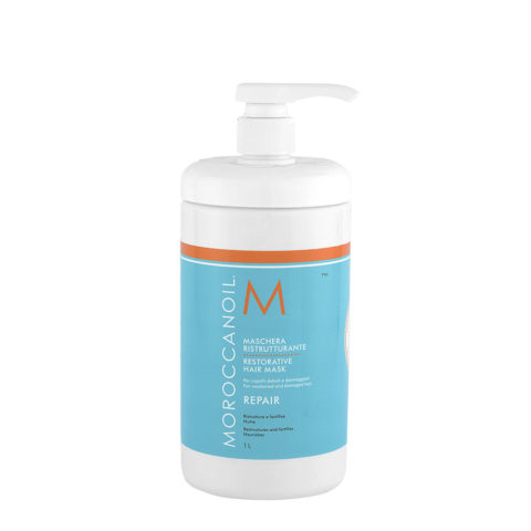 Moroccanoil Restorative hair mask 1000ml - Masque restructurant