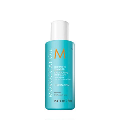 Moroccanoil Hydrating Shampoo 70ml - Shampooing Hydratant