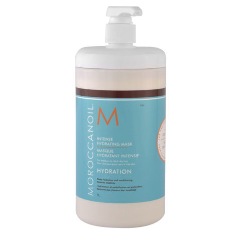 Moroccanoil Intense hydrating mask 1000ml - masque hidratant