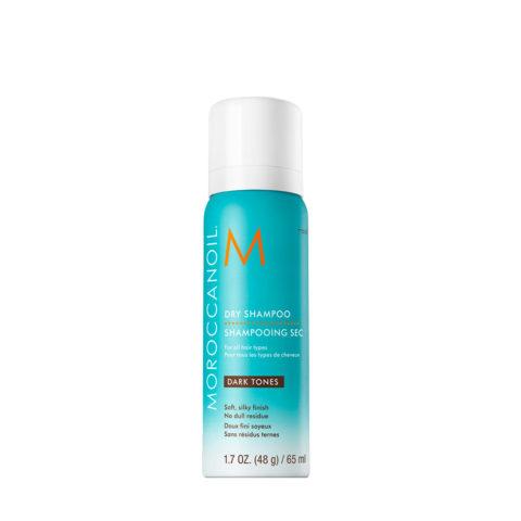 Moroccanoil Dry shampoo Dark tones 65ml - Shampooing Sec Cheveux foncés