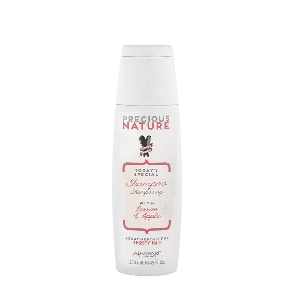 Alfaparf Precious Nature Dry & Thirsty hair Shampoo 250ml - shampooing cheveux secs