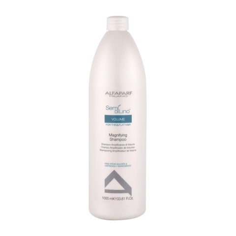 Alfaparf Semi di lino Volume Magnifying shampoo 1000ml - shampooing volume