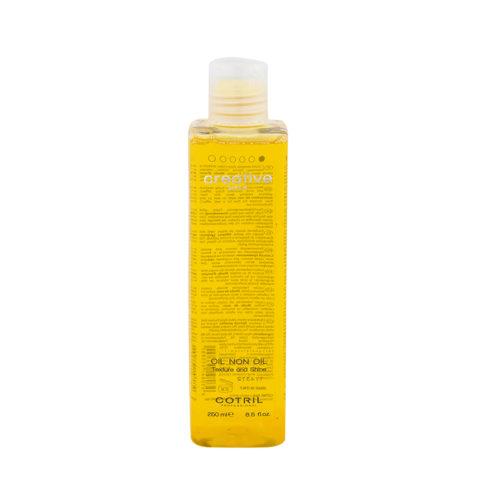 Cotril Creative Walk Oil Non Oil Texture and shine 250ml - huile de beauté pour cheveux