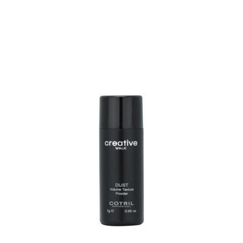 Cotril Creative Walk Styling Dust Volume texture powder 7gr - Poudre Volumisante