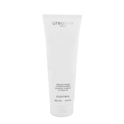 Cotril Creative Walk Smoothing Conditioner for frizzy hair 250ml - Baume Anti - Frisottis