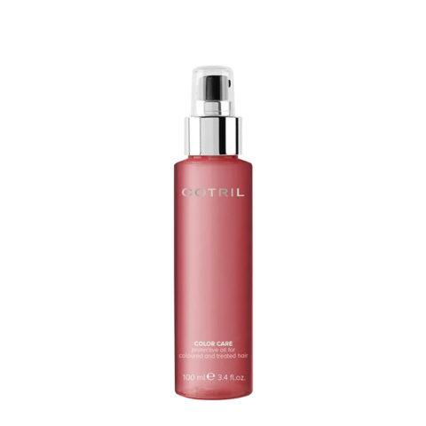 Cotril Creative Walk Color Care Protective Oil 100ml - huile de cheveux colorée