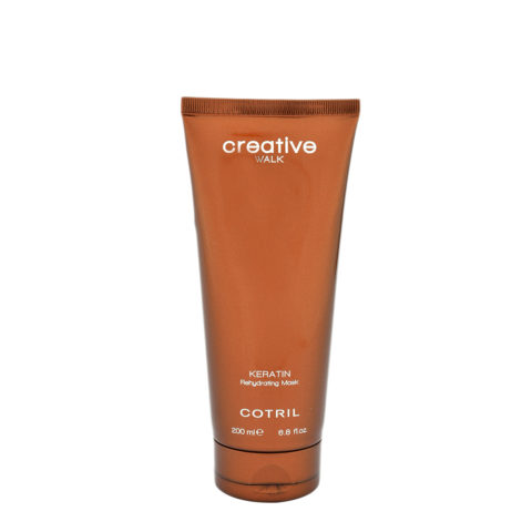 Cotril Creative Walk Keratin Rehydrating Mask 200ml - Masque Réhydratant