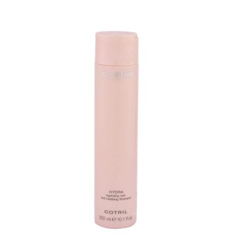 Cotril Creative Walk Hydra Hydrating and anti-oxidizing Shampoo 300ml - hydratant antioxydant