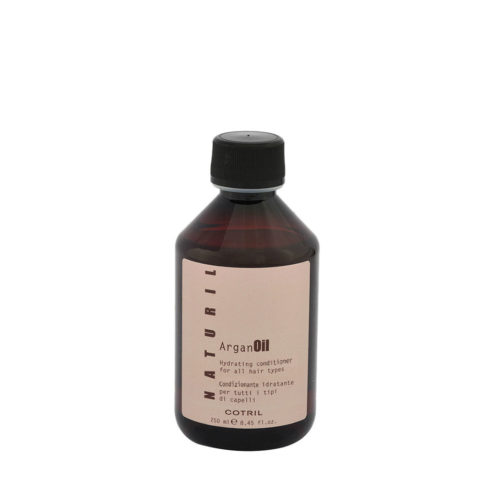 Cotril Naturil Argan Oil Hydrating Conditioner for all hair types 250ml - conditionneur hydratant pour tous les types de