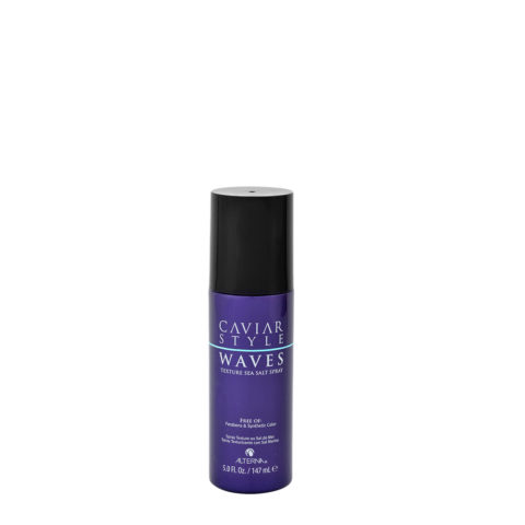 Alterna Caviar Style Waves Texture Sea Salt Spray 147ml - brouillard salin