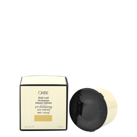 Oribe Gold Lust Pre-Shampoo Intensive Treatment Refill 120ml - traitement intensif recharge