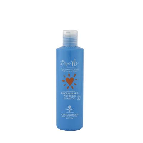 Tecna Sun Amoreterapia Nutritive Shampoo 250ml Nettoyant protecteur anti-age