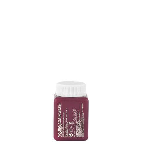 Kevin murphy Shampoo young again wash 40ml - Shampooing réparateur