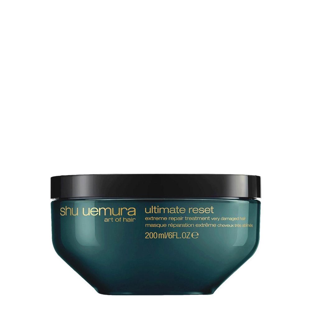 Shu Uemura Ultimate reset Treatment 200ml - Masque de soin Réparateur