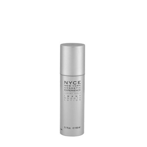 Nyce Styling system Luxury tools I want Smooth lotion 150ml - lotion anti frisottis