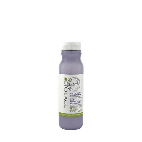 Biolage RAW Color Care Conditioner 325ml - après shampooing pour cheveux colorés