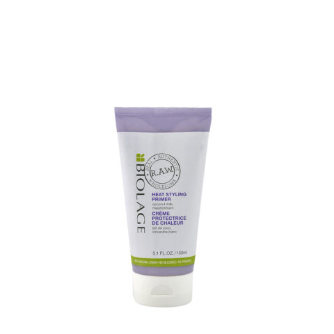 Biolage RAW Color Care Heat Styling Primer 150ml - creme pre-coiffage