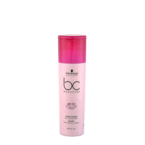 Schwarzkopf BC Bonacure pH 4.5 Color Freeze Conditioner 200ml