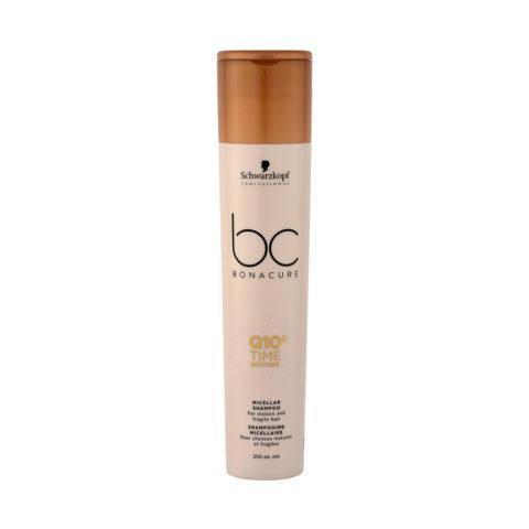 Schwarzkopf BC Bonacure Time Restore Shampoo 250ml - shampooing micellaire