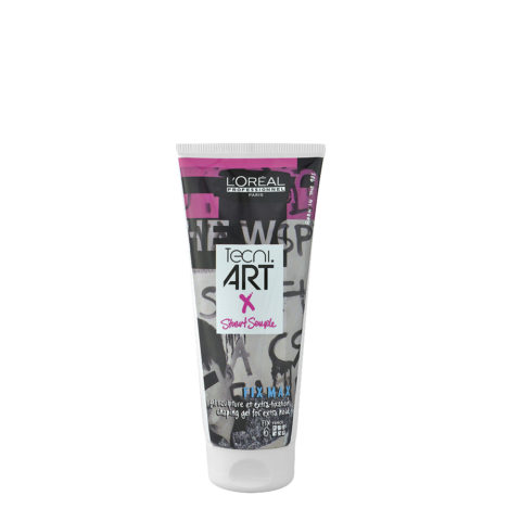 L'Oreal Tecni art Fissaggio Fix max gel 200ml Limited Edition