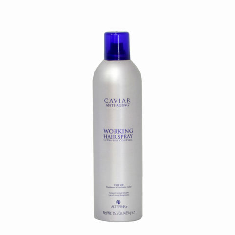 Alterna Caviar Anti aging Styling Working hairspray 439gr - laque anti - age