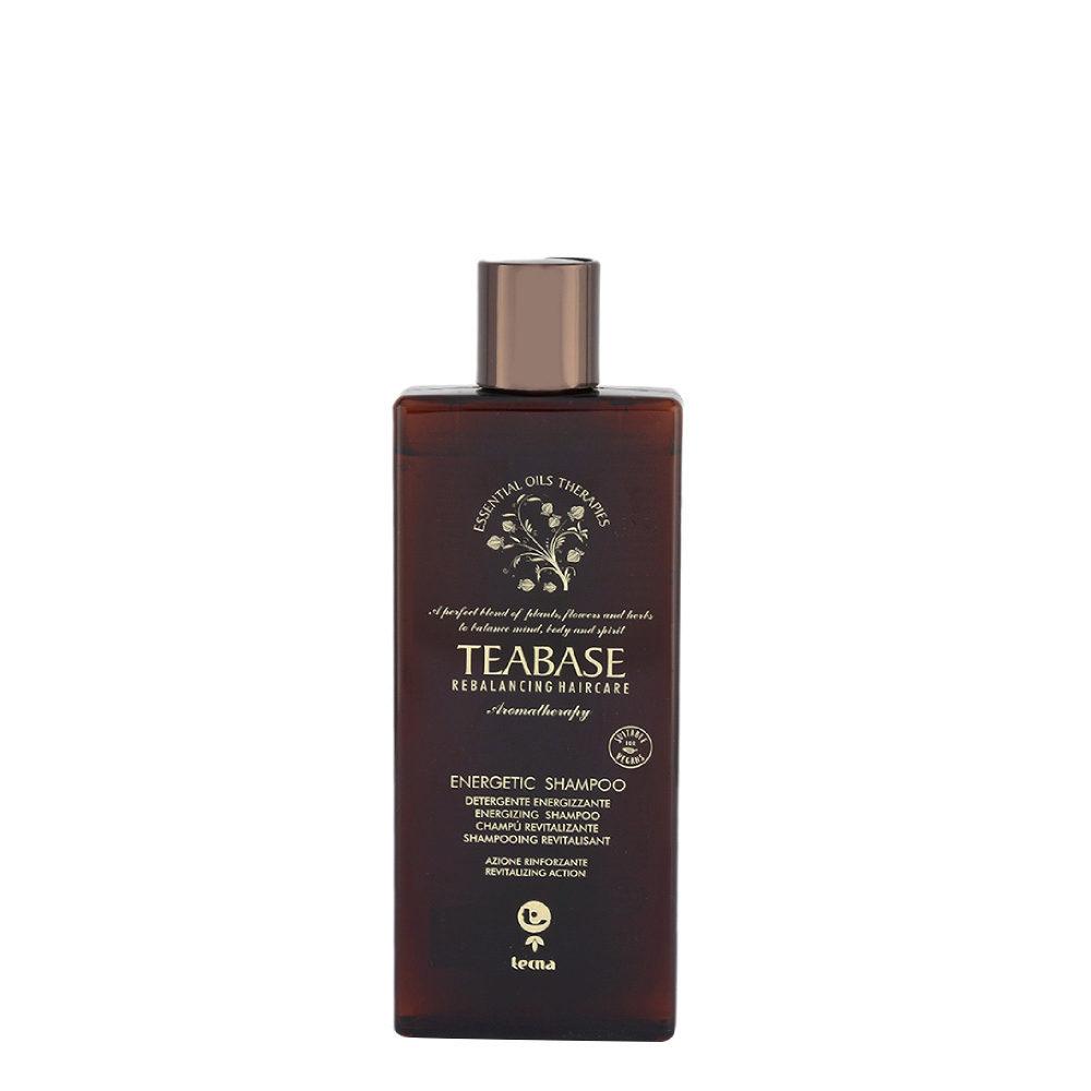 Tecna Teabase aromatherapy Energetic shampoo 250ml
