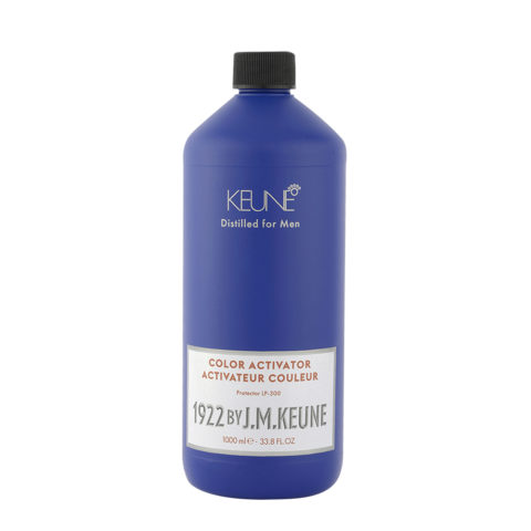 Keune 1922 Color Activator 1000ml - activateur couleur