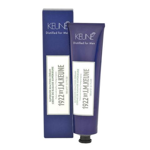 Keune 1922 Grooming Superior Shaving Cream 150ml - crème de rasage superieure