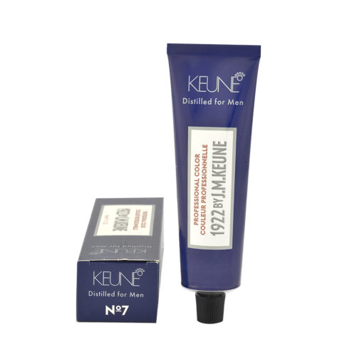 N 7 Keune 1922 Color Medium blonde 60ml - blond moyen