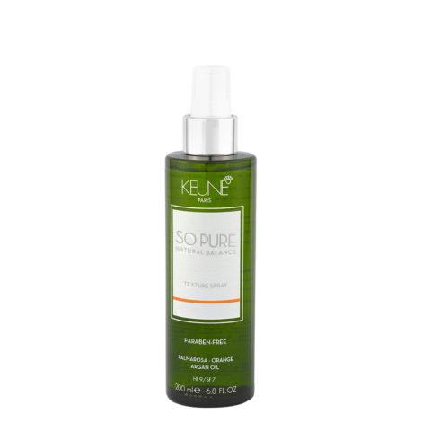 Keune So Pure Styling Spray 200ml - Spray non aérosol