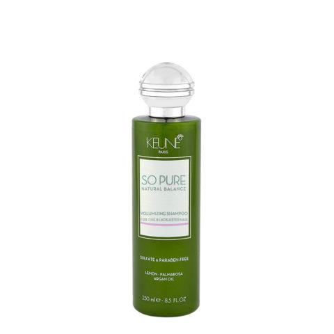 Keune So Pure Volumizing Shampoo 250ml - Shampooing volumisant