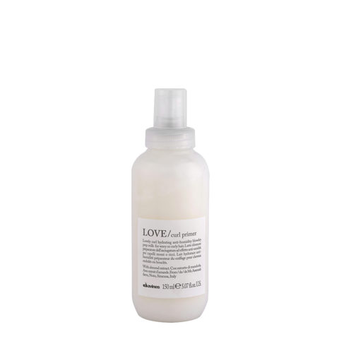 Davines Essential haircare Love curl primer 150ml - lait hydratant