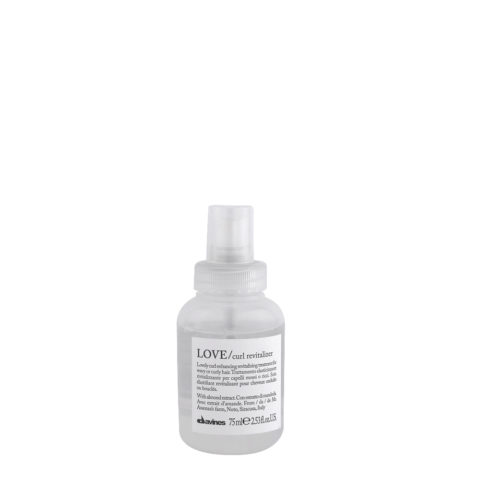 Davines Essential haircare Love curl revitalizer 75ml - soin élastifiant