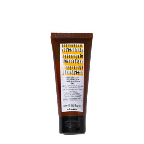 Davines Nourishing Hair Building Pak Hair Mask 250ml - Masque restructurant
