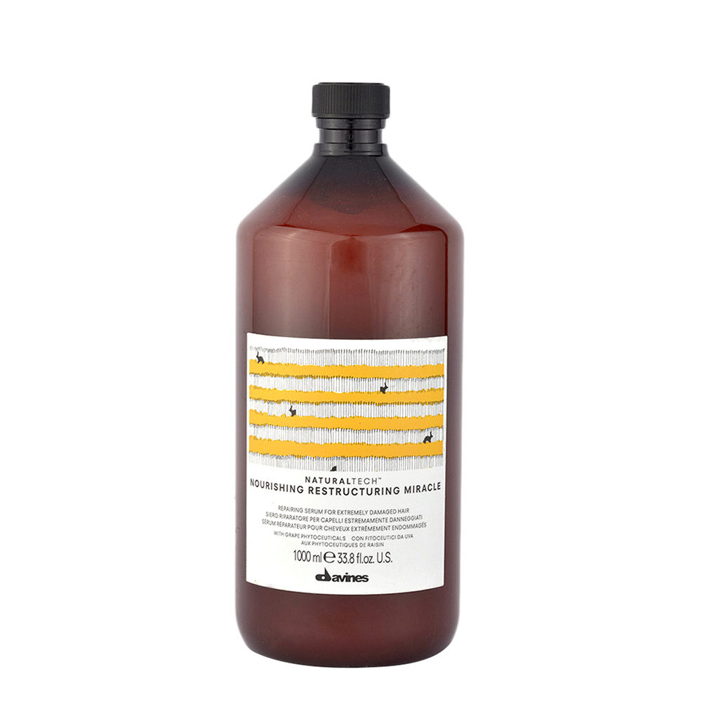 Davines Naturaltech Nourishing Restructuring Miracle 1000ml