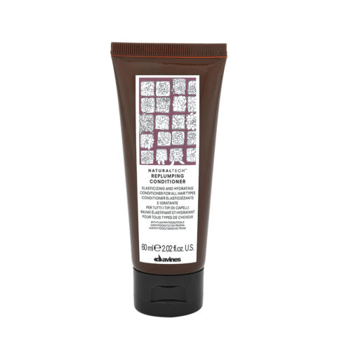 Davines Naturaltech Replumping Conditioner 60ml - Conditionneur élastifiant