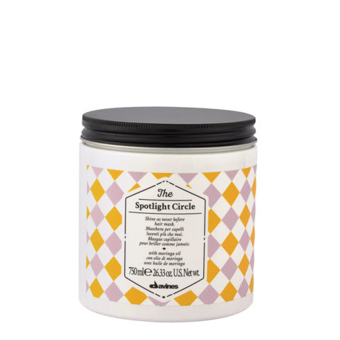Davines The circle chronicles The Spotlight circle 750ml - masque brillant