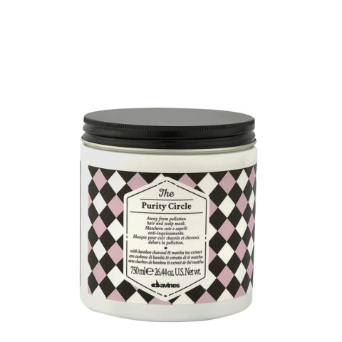 Davines The circle chronicles The Purity circle 750ml - masque anti - pollution