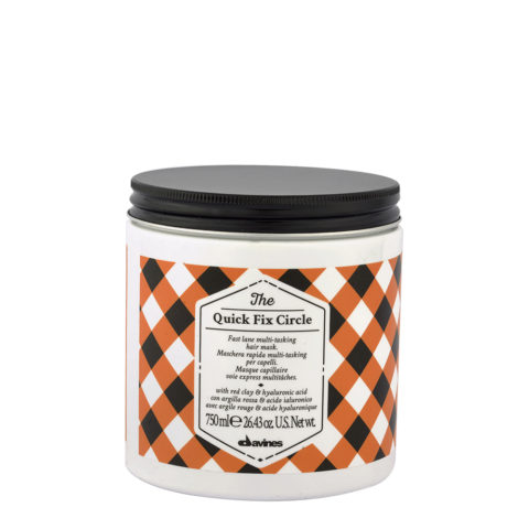 Davines The circle chronicles The Quick fix circle 750ml - masque rapide multi-bénéfices