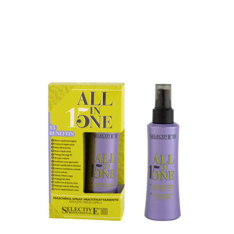 Selective All in one 150ml - masque multi-traitements