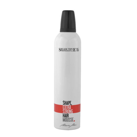 Selective Artistic flair Shape Extra strong Hair Mousse 400ml - mousse extra forte