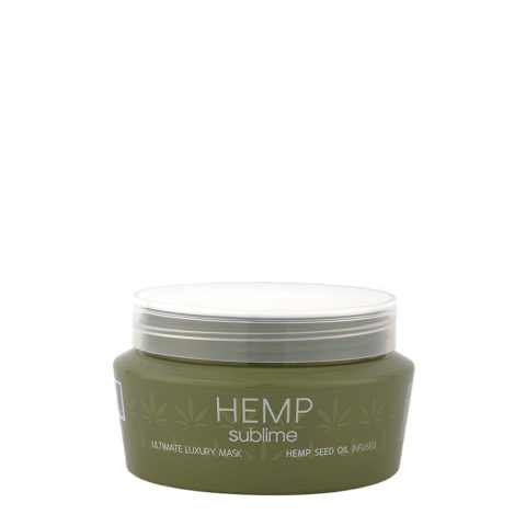 Selective Hemp sublime Ultimate luxury Mask 250ml - masque d'huile de graines de chanvre