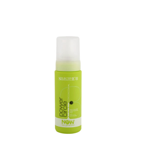 Selective Now Curl Power Circle 150ml - éco mousse volumisante frisée
