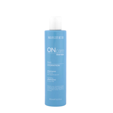 Selective On care Daily Hydration shampoo 250ml - shampooing hydratant