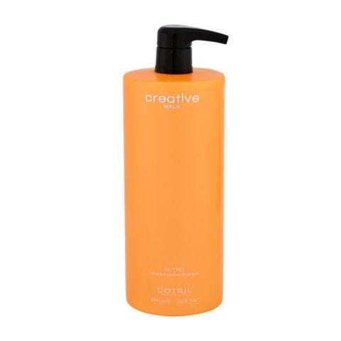 Cotril Creative Walk Nutro Miracle Intensive Shampoo 1000ml - nutritif