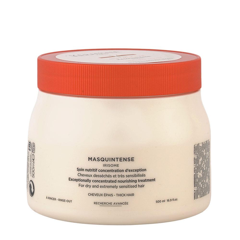 Kerastase Nutritive Masquintense thick hair 500ml - Masque cheveux épais