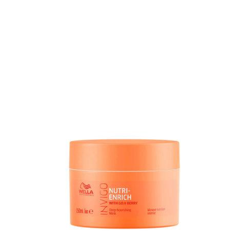 Wella Invigo Deep Nourishing Nutri-Enrich Mask 150ml - masque nutrition intense