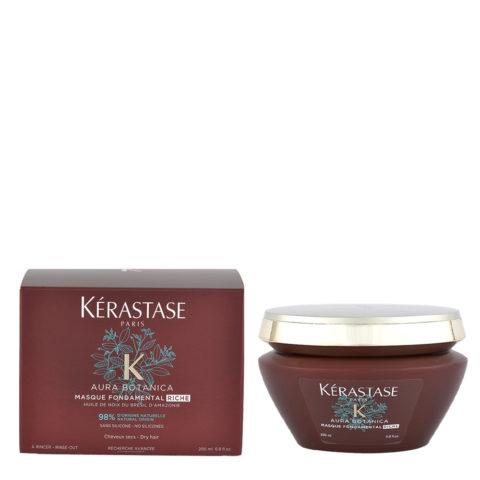 Kerastase Aura botanica Masque fondamental riche 200ml - nutrition intense