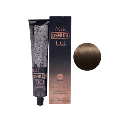 4/30 Chatain doré naturel Tigi Age Denied 90ml
